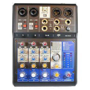 MP Audio MC04X